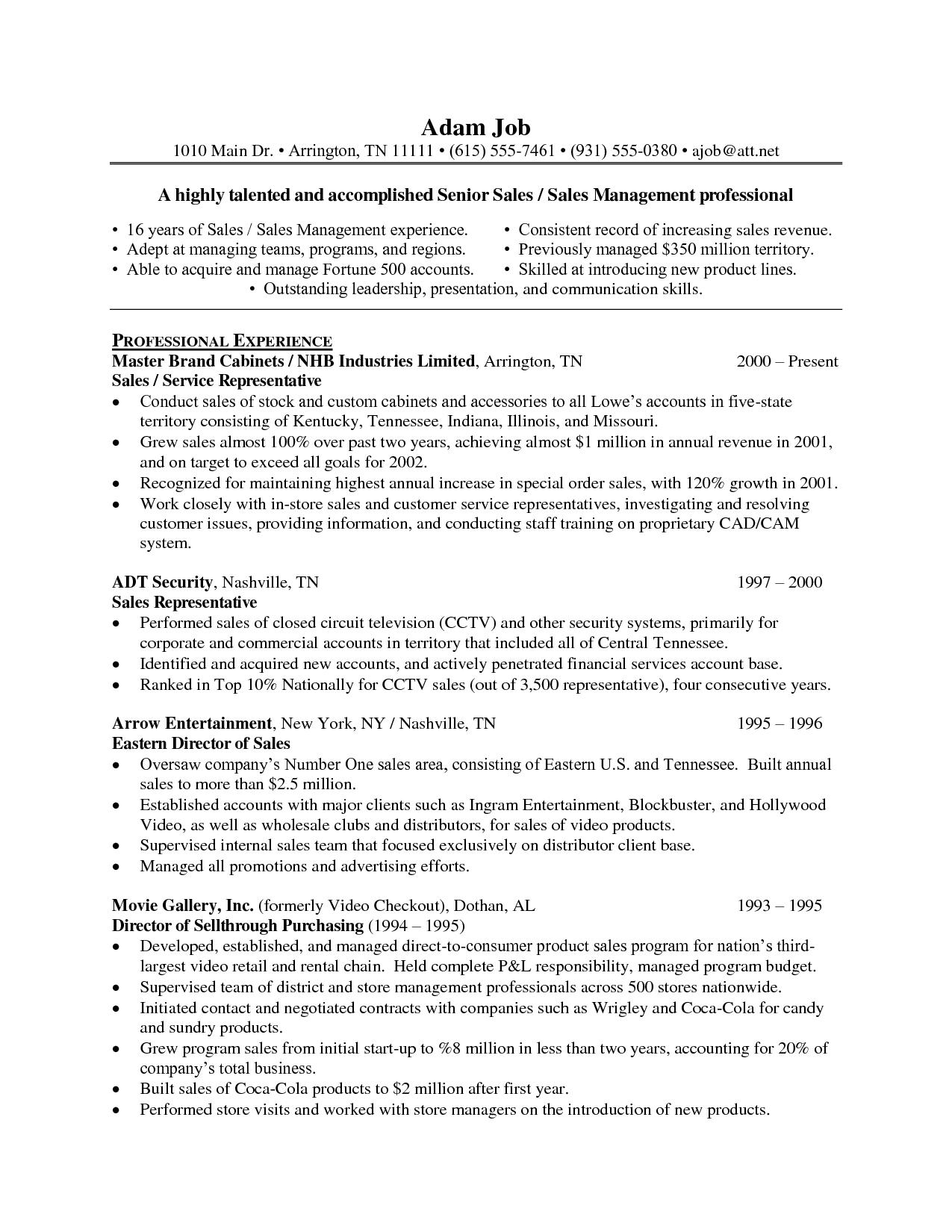 Banking Sales Resume  HttpWwwResumecareerInfoBankingSales