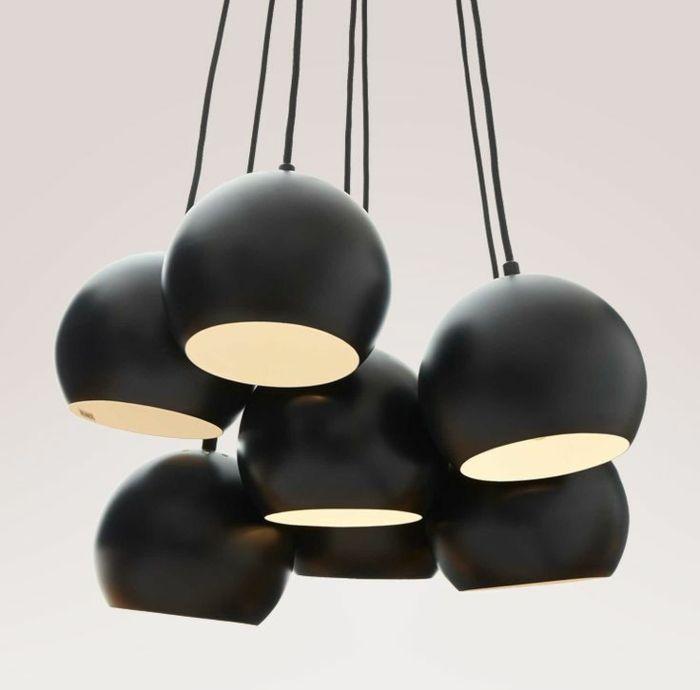 moderne lampen und leuchten lassen ihren wohnraum strahlen moderne pendelleuchten. Black Bedroom Furniture Sets. Home Design Ideas