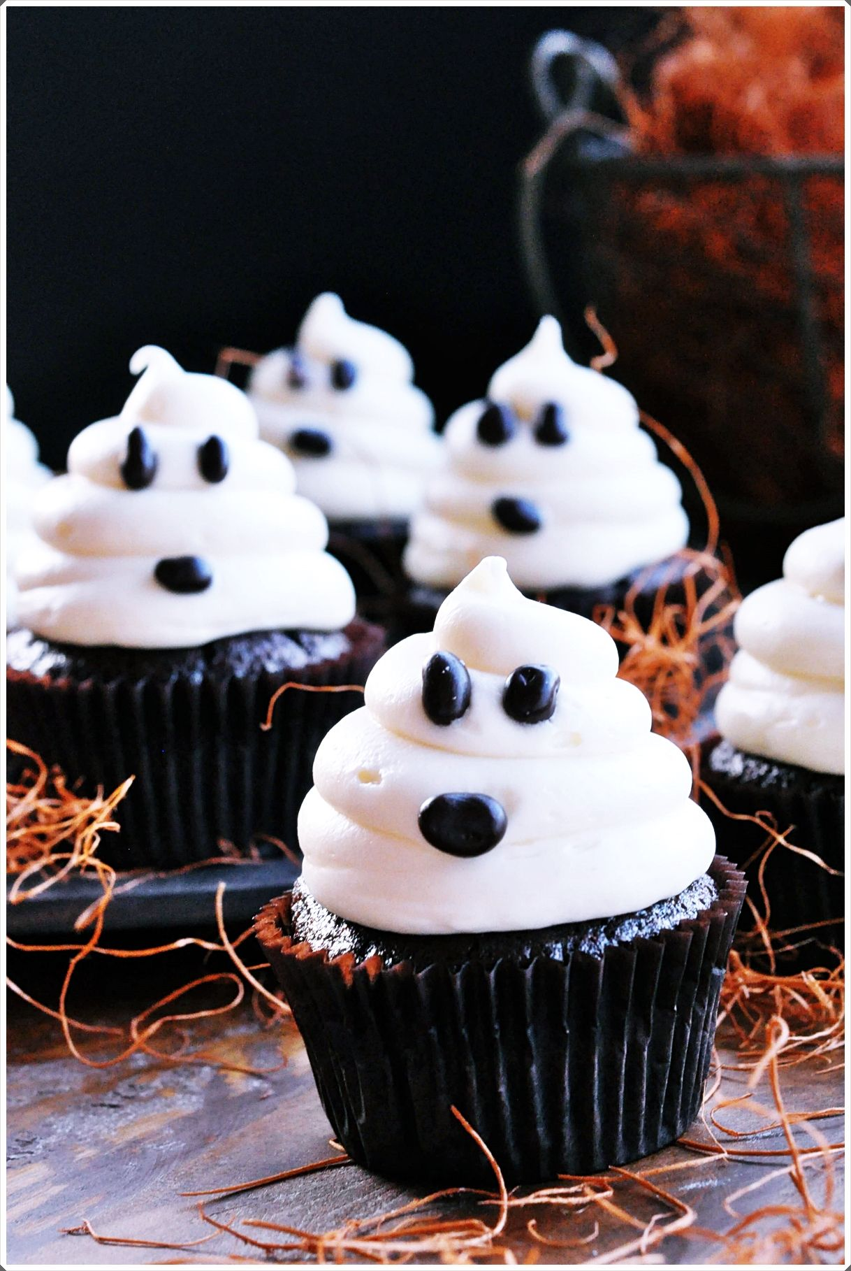 Easy Halloween Decorations For Cupcakes Trends 2020 Such
