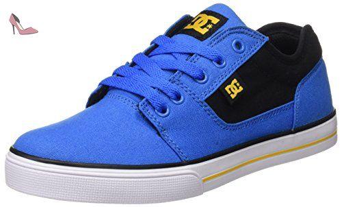 DC Shoes  Tonik Tx B, Sneakers pour garçon bleu 33 EU - Chaussures dc shoes (*Partner-Link)