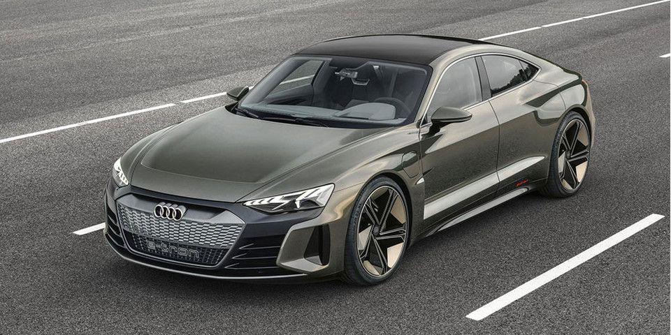 Audi E Tron Gt Electric Concept Car Unveil Audi Gt Audi E Tron E Tron