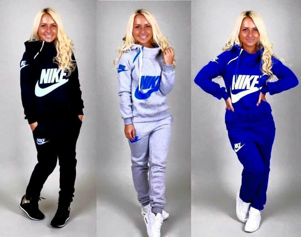de6a69501887 Female Nike hoodie and sweat pants