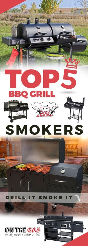 Best Charcoal Grill 2020 Top 5 BBQ Grill Smokers Reviewed 2019/2020: Gas/Grill/Smoker Combo