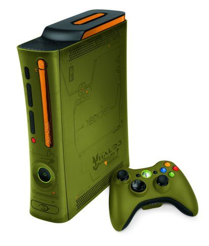 Xbox 360 console halo 3 special edition (with hdmi) by artist not.