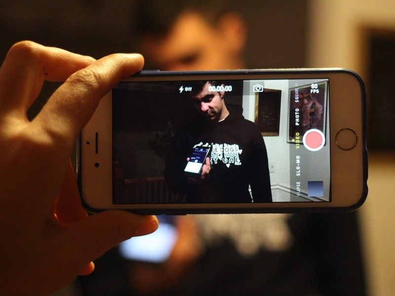 It's easy to take and edit quick videos on the iPhone, but