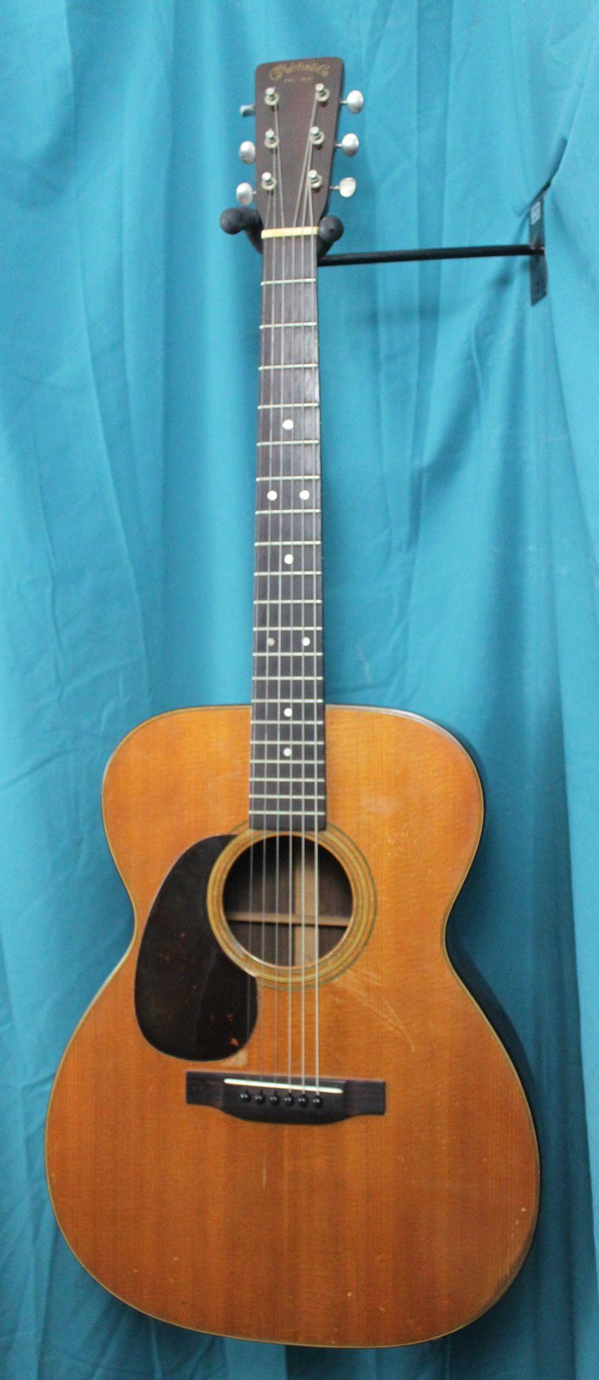 1950 C F Martin 000 21l Left Handed Acoustic Guitar Left Handed Acoustic Guitar Acoustic Guitar Guitar