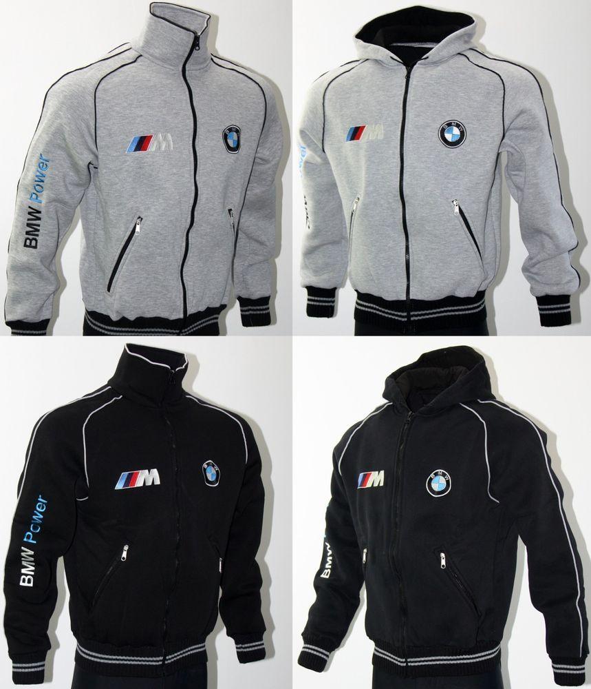 BMW Motorsport Unisex Rain Jacket