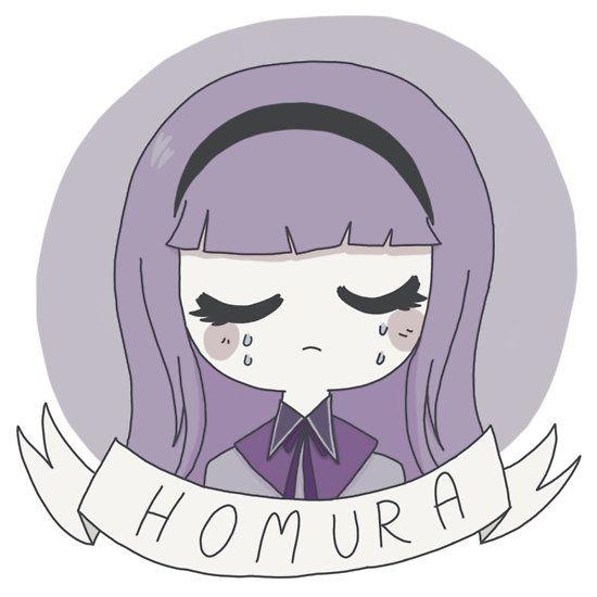 Homura by Inversidom-Riot