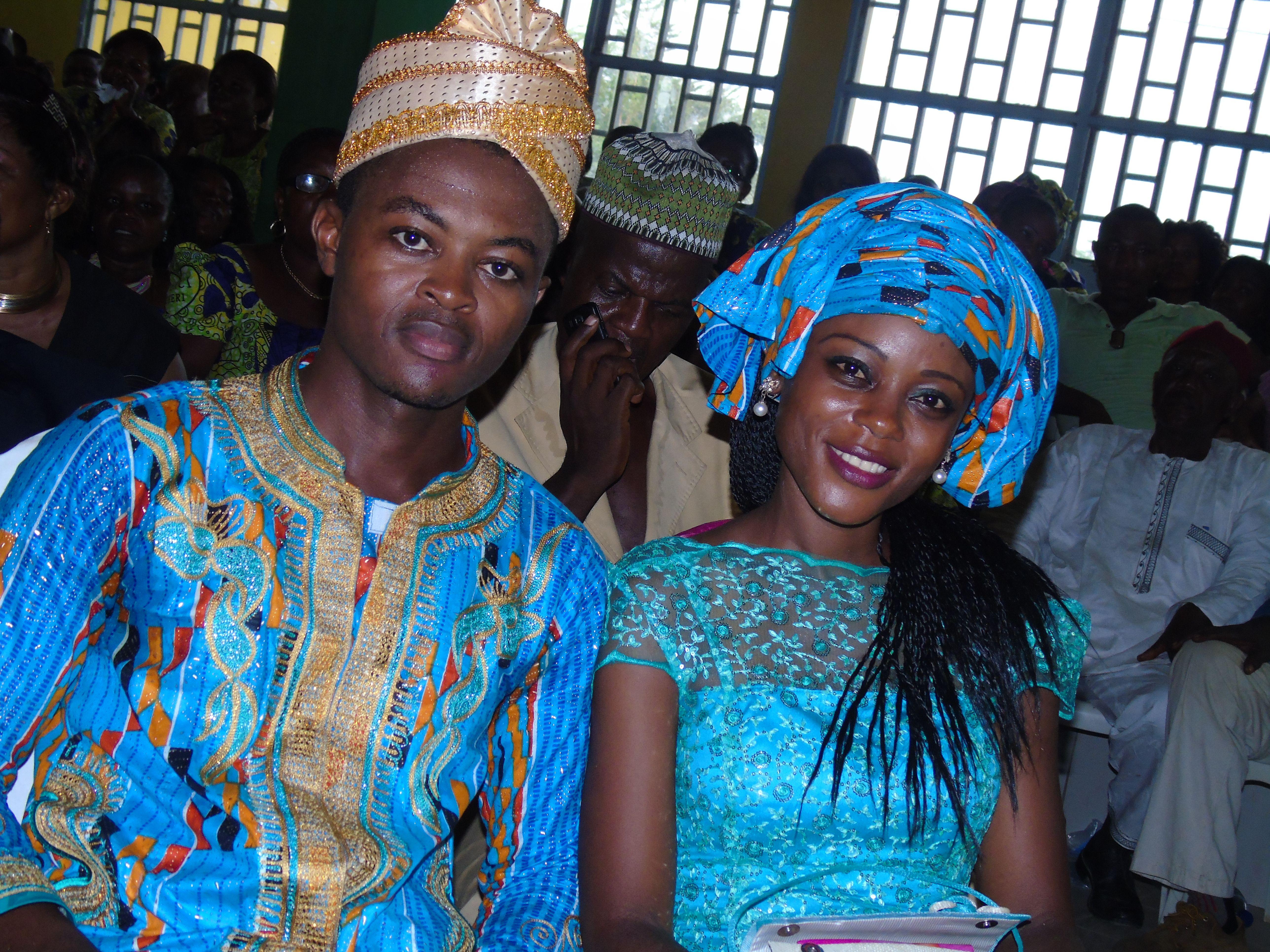 Cameroonian wedding dresses new style mars 2015 festival