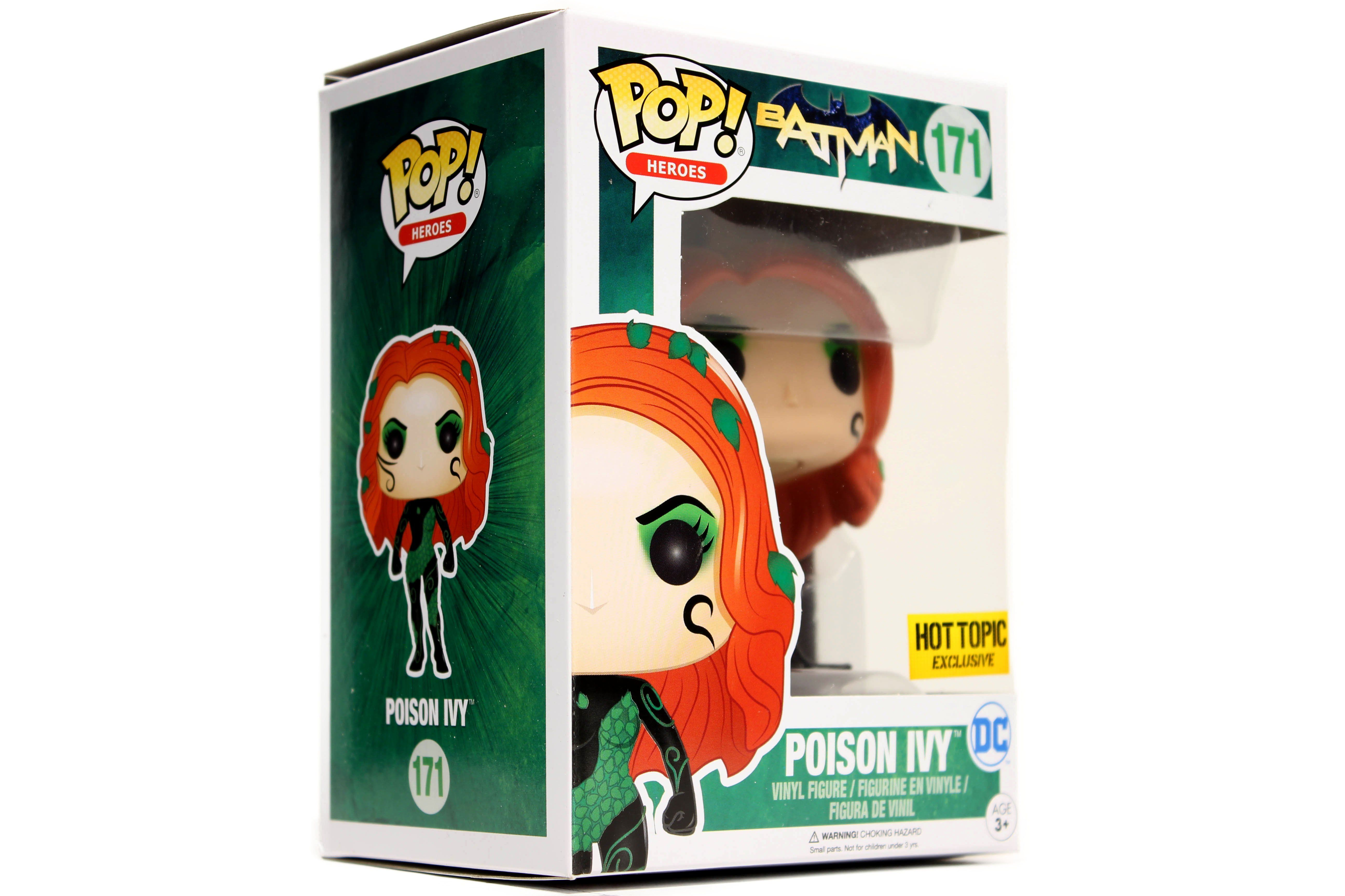 Poison Ivy Pop Vinyl Figure One Size