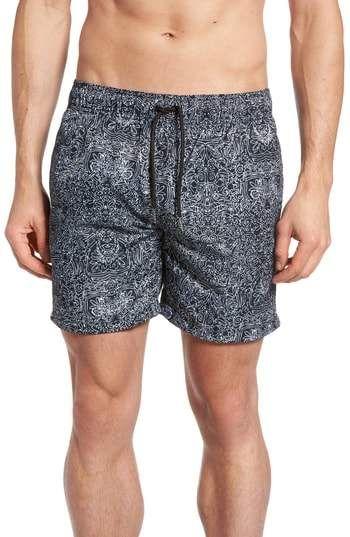 34577c72ad Slate & Stone Swim Trunks | Products | Swim trunks, Mens boardshorts ...
