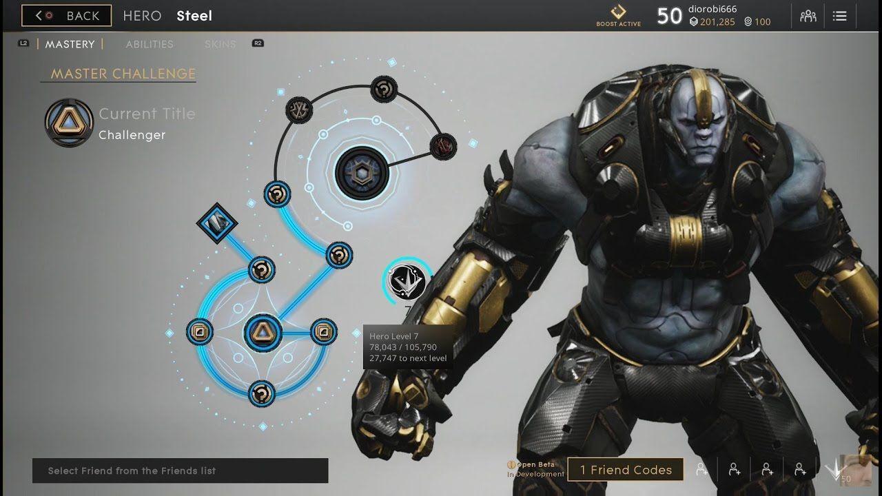 Paragon PS4 (Open Beta) Gameplay Part 836 Hero-Diesel S