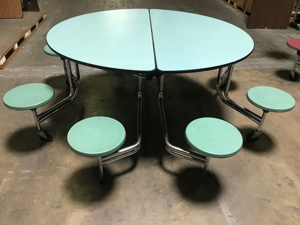 Round School Cafeteria Tables Google Search Cafeteria Table School Cafeteria Table