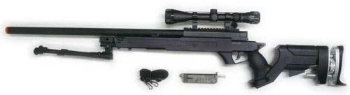Special Offers - WELL MB05 AWM APS2 Airsoft Sniper Rifle ...