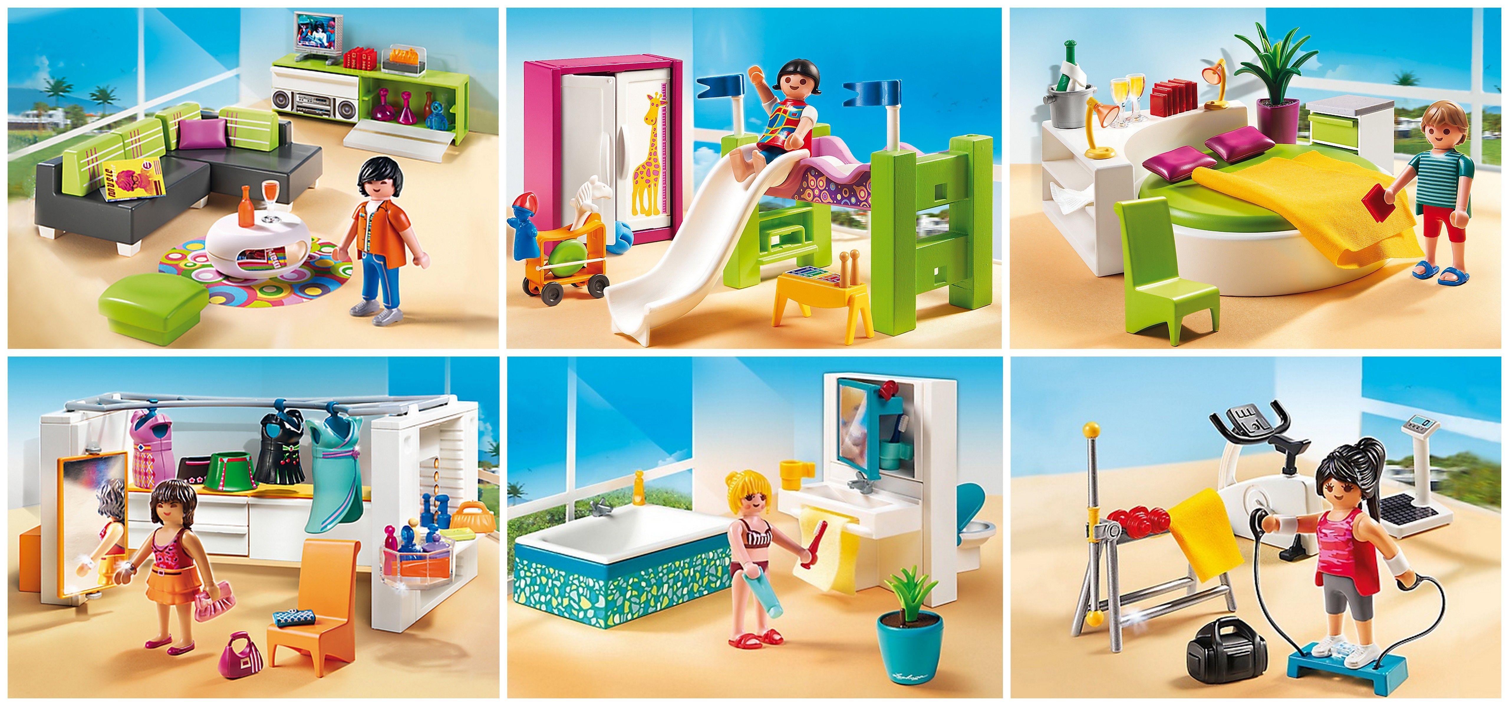 Cocina de dise o playmobil casa dise o for Casa moderna de lujo playmobil