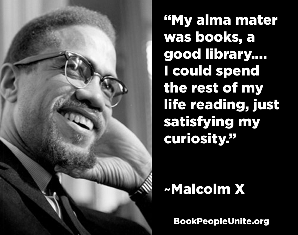 Black History Month--Book People Quote | Black history month ...