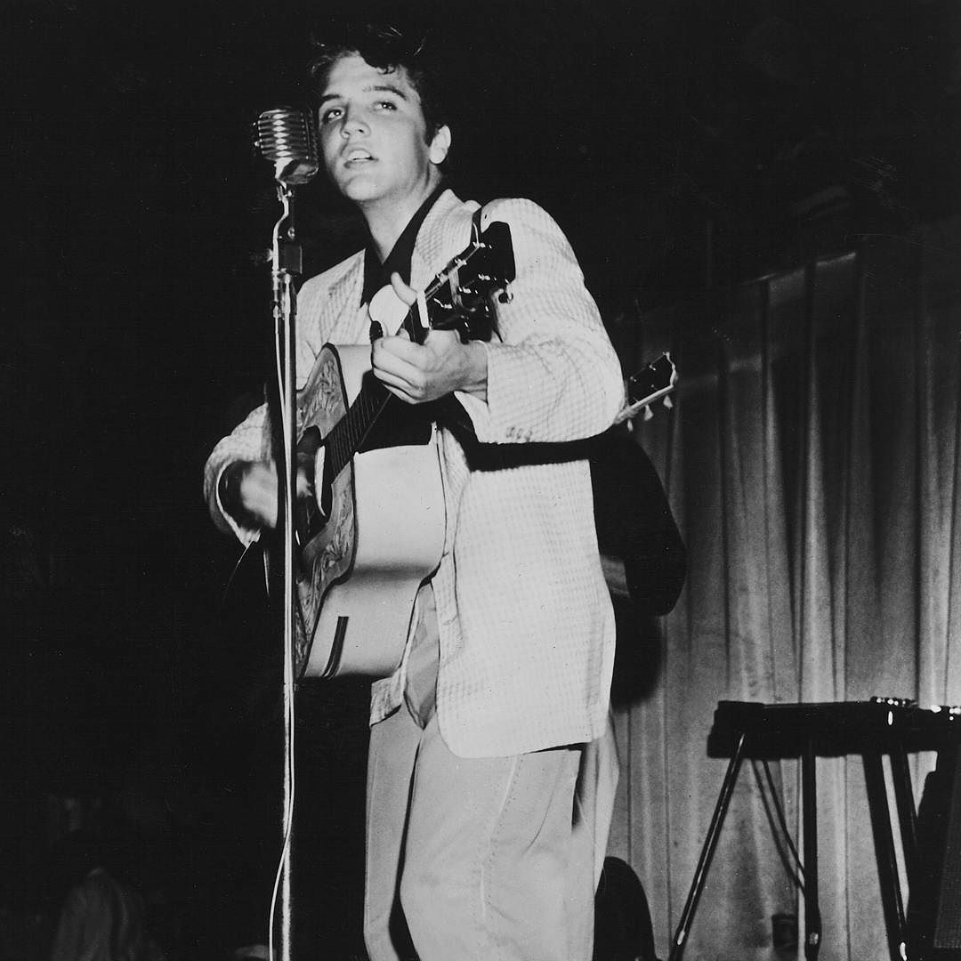 """""""We're gonna rock all our blues away."""" #Elvis #TuesdayTunes by elvis"""