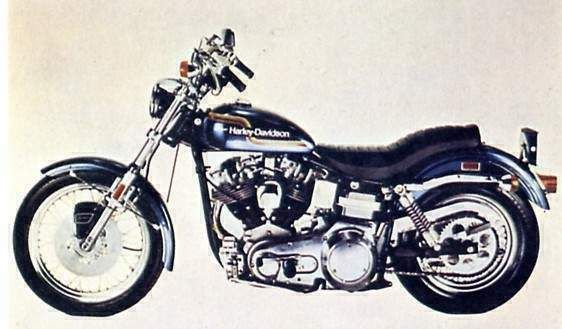 FXE 1200 Super Glide, 1975 | Harley Davidson | Harley