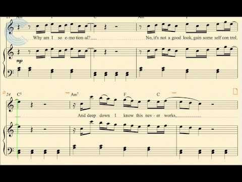 Piano Stay With Me Sam Smith Sheet Music Chords Vocals