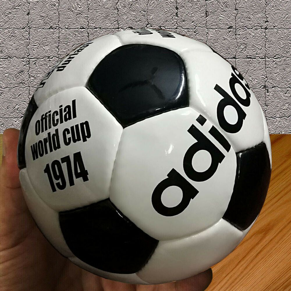 Adidas Telstar Mini Soccer Ball Germany World Cup 1974 No 1 2 3 4 Rempo In 2020 Soccer Ball World Cup Soccer