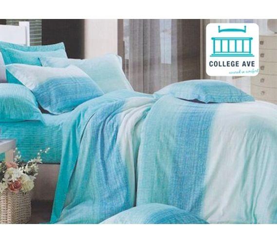Txl Comforter Aqua Sands Extra Long Dorm Bedding For Girls Dorm