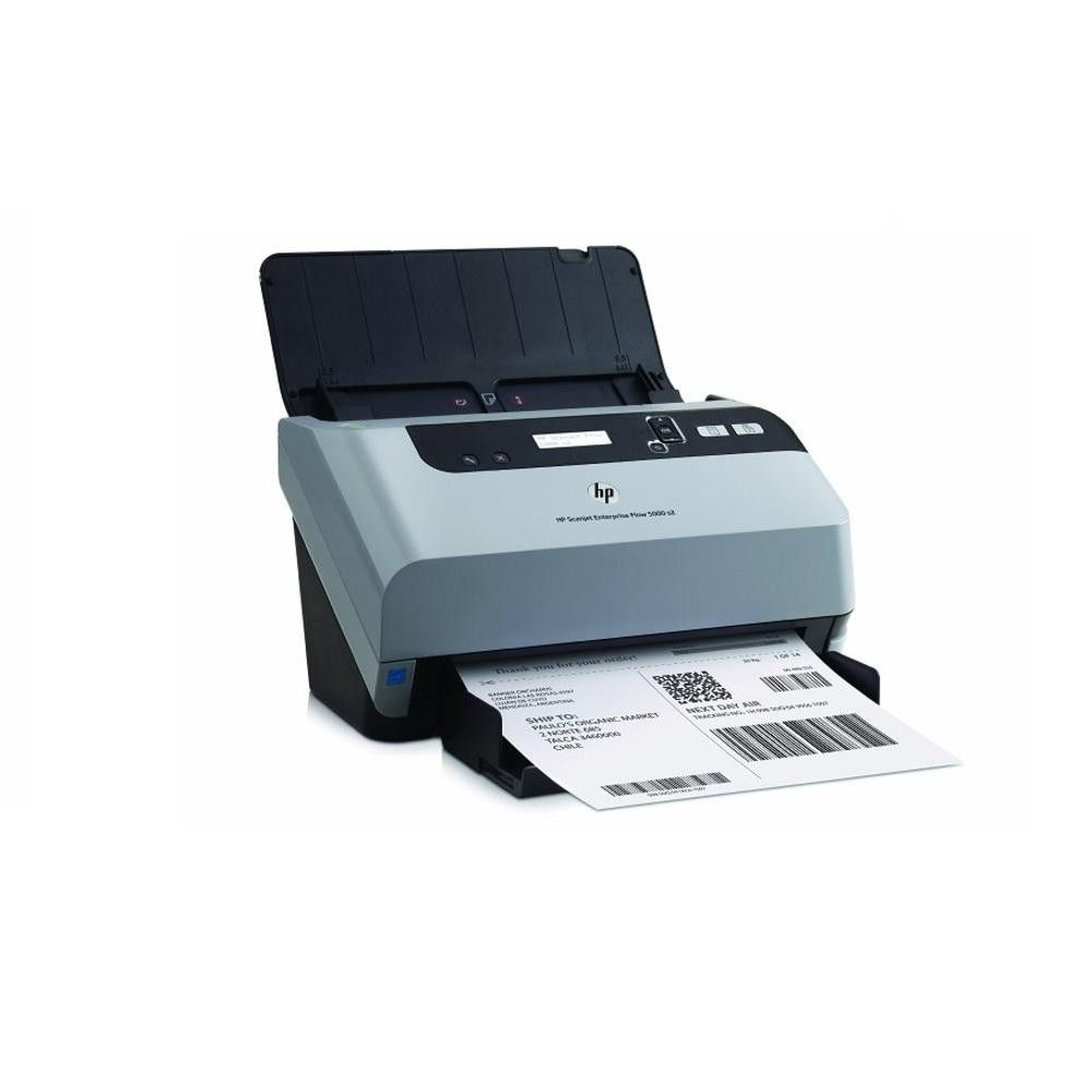 Hp Scanjet Enterprise Flow 5000 S2 600dpix600dpi Usb Document