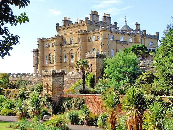 Culzean Castle - we used to walk to it every weekend in the summer for a picnic, great memories!