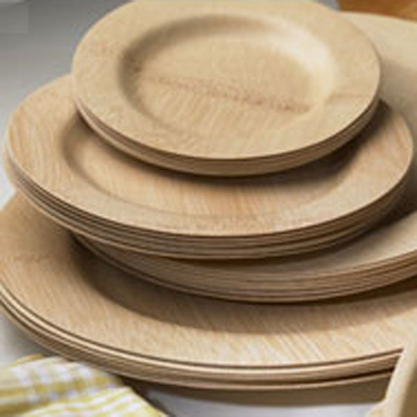 Reusable Plates Made From Eco Friendly Bamboo Bamboo Plates Wedding Bamboo Plates Reusable Disposable Plates
