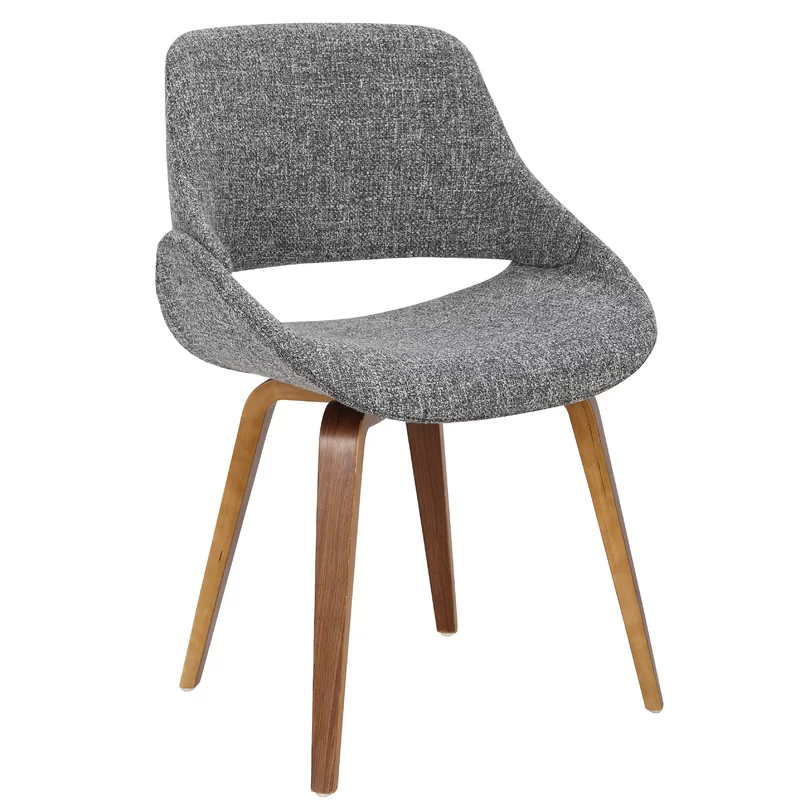 Kadin Upholstered Side Chair Dining Chairs Upholstered Side Chair Blue Dining Chair