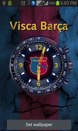 Get FC Barcelona - Live Wallpaper apk | Madoammo | Barca | Fc