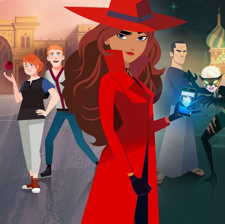 The Best Netflix Kids Shows Right Now Carmen Sandiego Carmen Sandiago Kids Shows