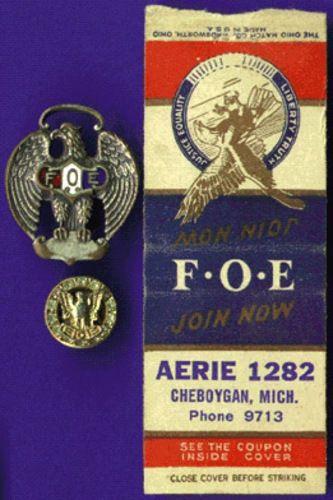 3 Old Fraternal Order Of Eagles Items Foe Pinterest Masonic