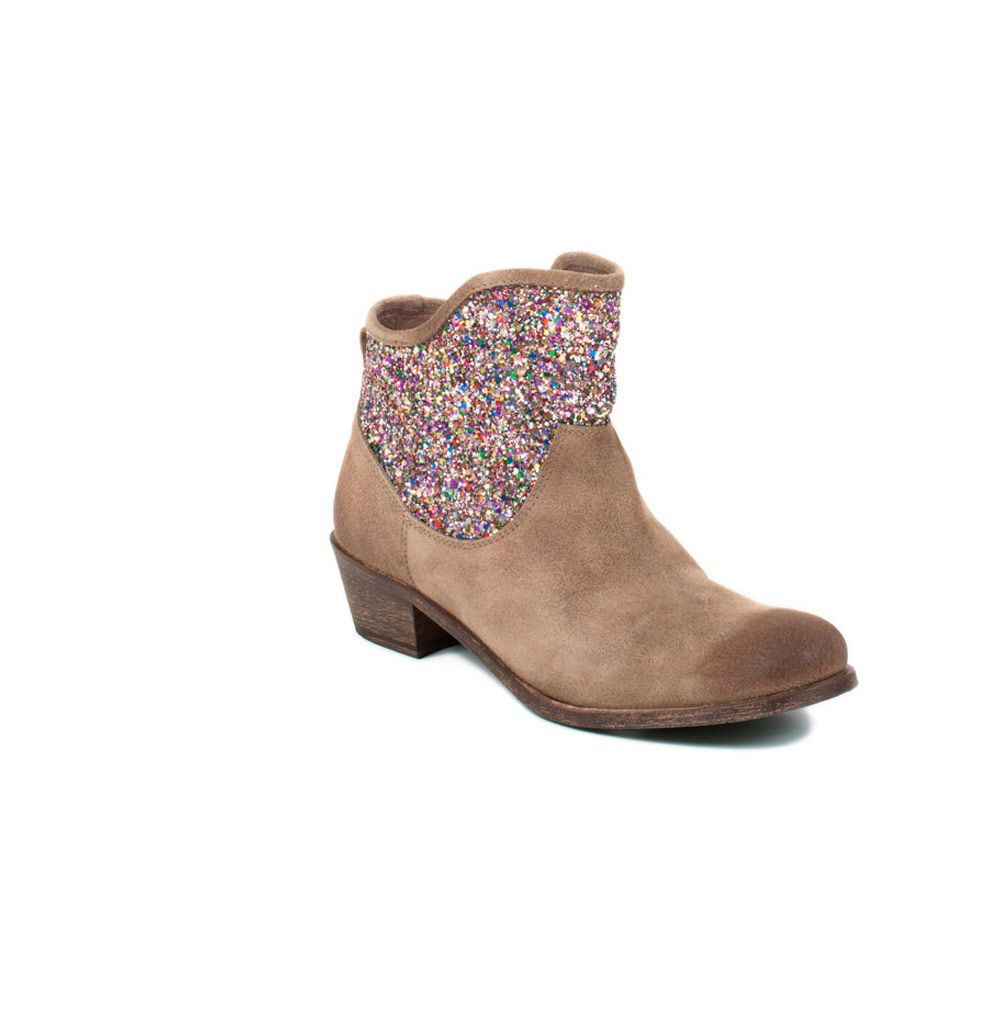 Hoss Intropia Glitter boots