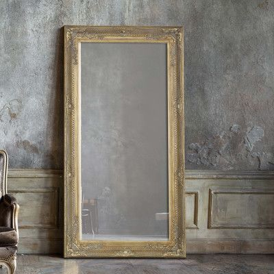 Selections by Chaumont Belgrave Floor Mirror   Marcos cuadros ...