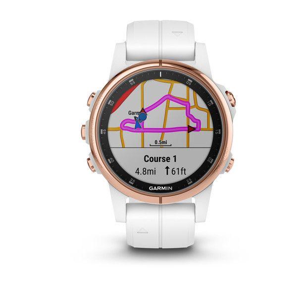 fēnix® 5S Plus Gps watch, Smart watch, Garmin