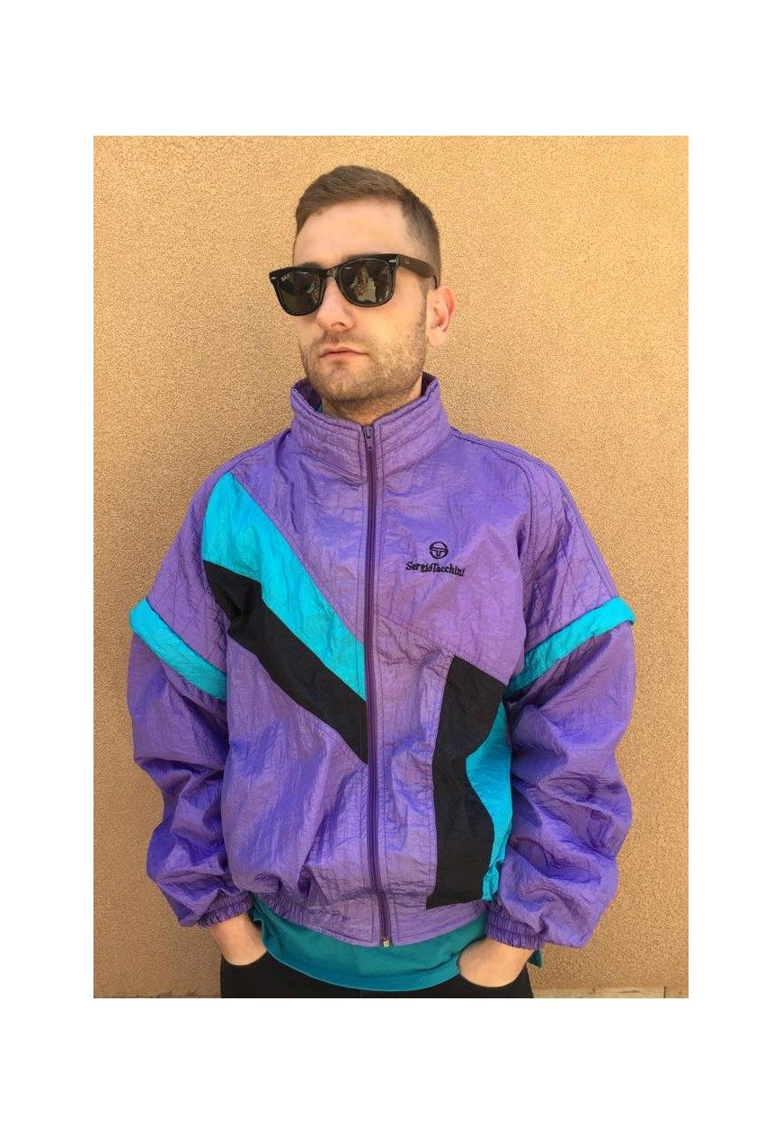 11bf6bd3aa832 Vintage Sergio Tacchini Track top Size M | Greatest hits. | ASOS Marketplace