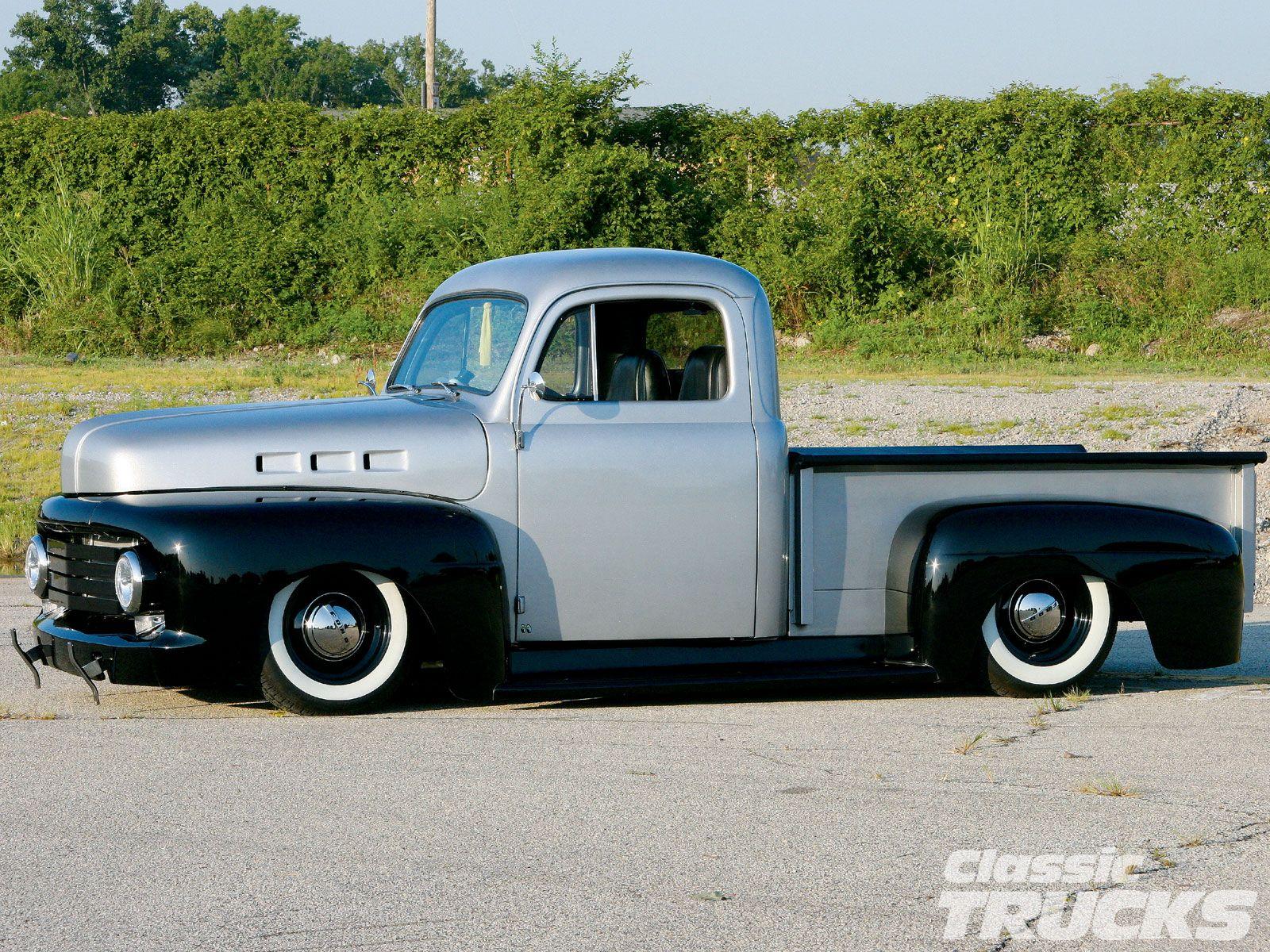 Info/Pics 1948 to 1952 Ford F1 Trucks | The H.A.M.B.