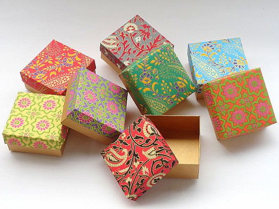 Packaging Boxes 10 Discount100 Assorted Indian By Indianbazzaar
