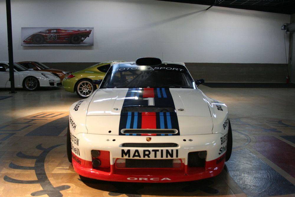 1988 Porsche 944/968 Turbo Race Car