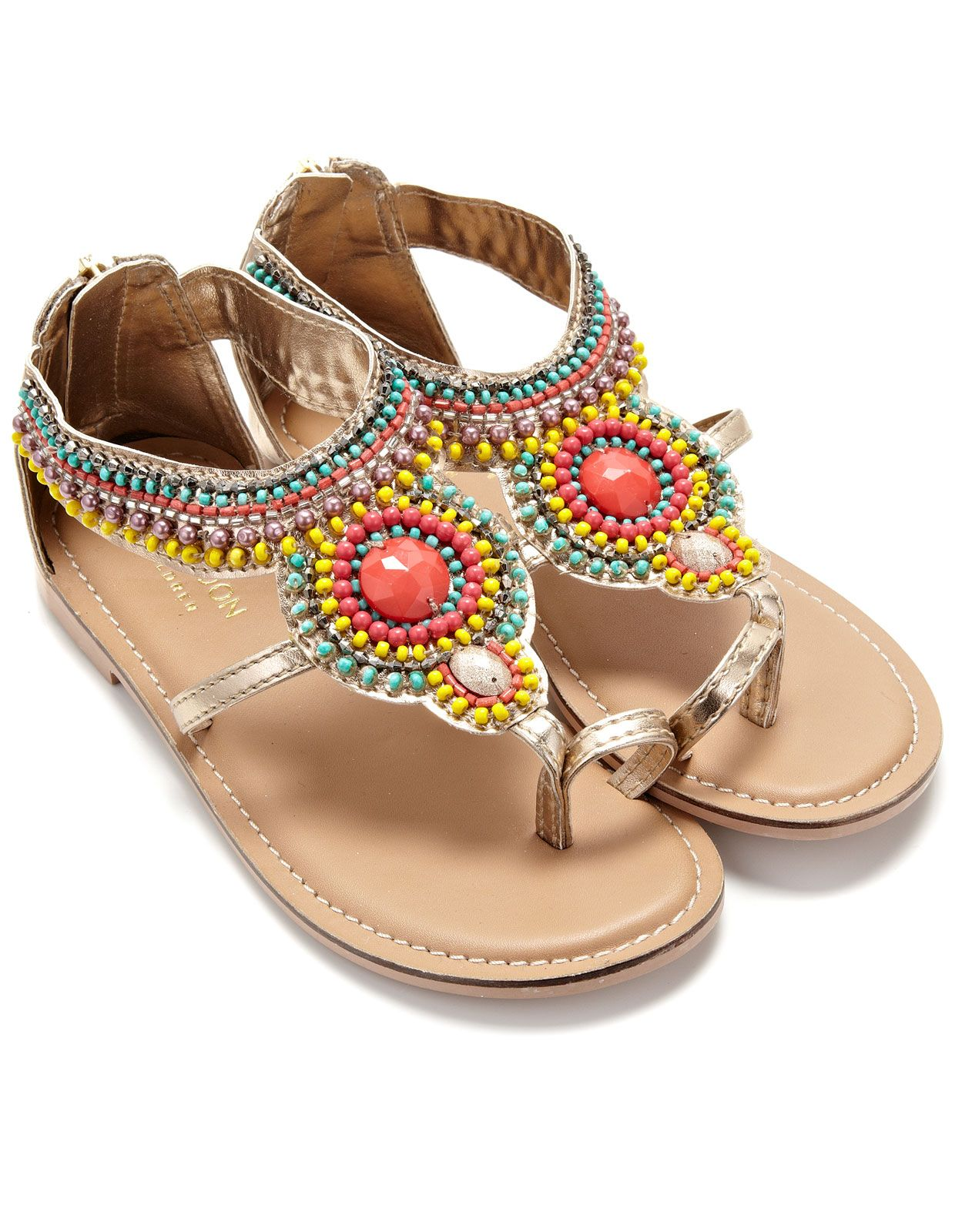 Perfect Girly Summer Sandles