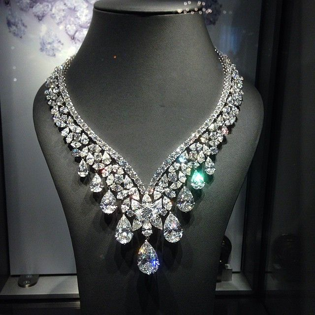 56ed170e3cb2fa Cartier Diamond Ivresse Necklace by Cartier, of 190.00 carats, c.1960, the  cover lot of the Sotheby's sale on Tuesday in Geneva, estimated at $6-10m  ...
