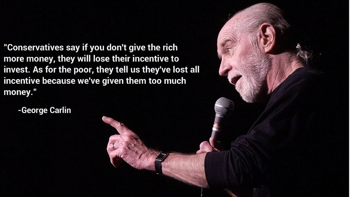 Pin By Billy Mccoy On I Had A Pet Raccoon That Took My Tooth Brush Once But Only To Another Room Wrote Rod Mckuen Brainy Quotes George Carlin Progress Quotes