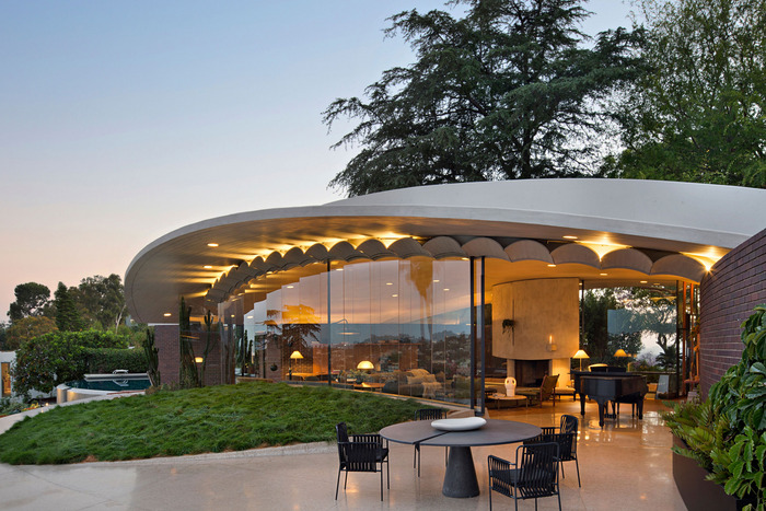 The Restorations of L.A.'s Eames House and Silvertop Were
