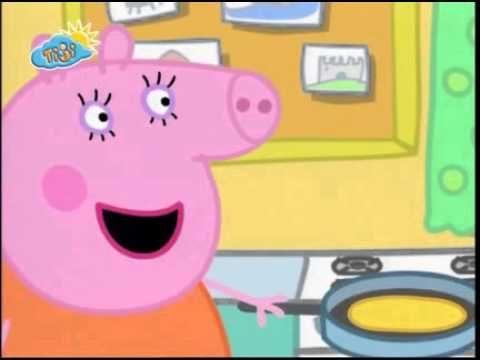 Peppa cochon francais les crepes youtube les f tes - Peppa pig cochon en francais ...