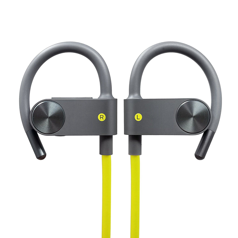 Sport Bluetooth Headphones, Wireless Earbuds for Running