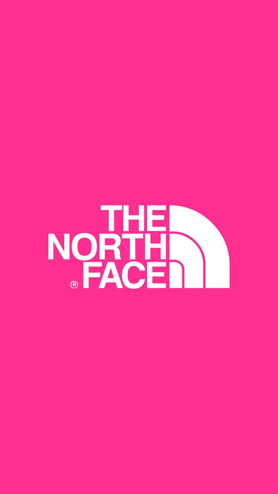 ザ ノース フェイス The North Face18 ピンク 壁紙 Iphone ザ