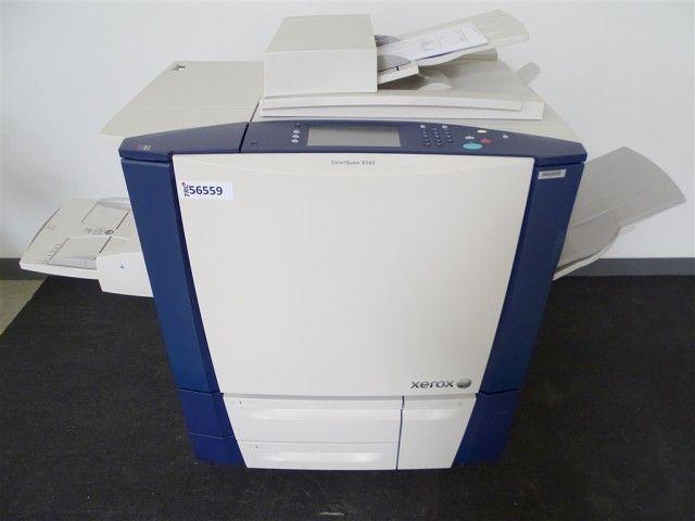Digitaler Laserdrucker Xerox Colorqube 9202 Digitale