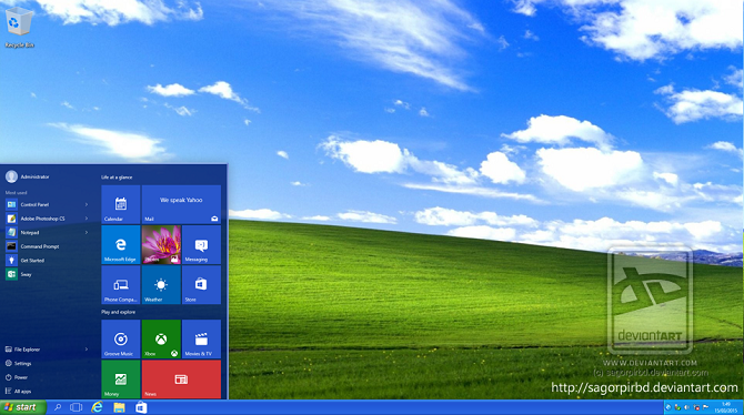 The 10 Best Windows 10 Themes For Every Desktop Free Wordpress Themes Windows 10 Wordpress Theme