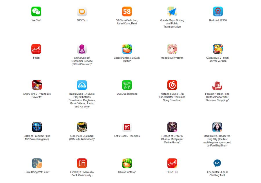 Apple enumera las 25 apps más afectadas por el mayor ataque a su tienda