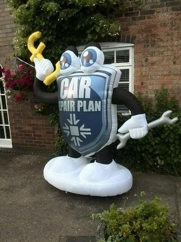 Inflatable Logo/Mascot   It's Been NICKED ™  This inflatable mascot is worth around £2.5k and was stolen along with the power supply and fan which keep it inflated.  The company it was stolen from would like it back.  It was stolen from an event at Harrogate football club - in full public view.  Did you see who took it?